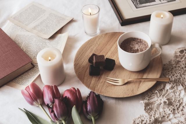 チョコレートのカフェイン量は?妊娠中でも食べていい?