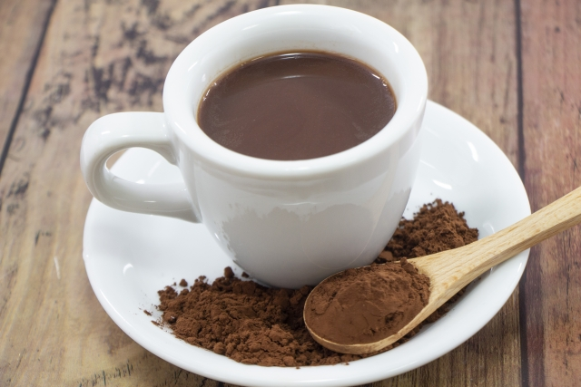 ココアとチョコレートの違いは?ココアを詳しく解説!