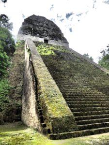 マヤ文明ティカール遺跡