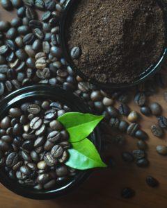 チョコレートもコーヒーも素材にこだわるお店