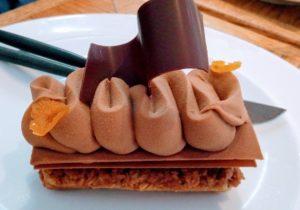 パリセヴェイユにきたら食べてほしいケーキはこちらです。