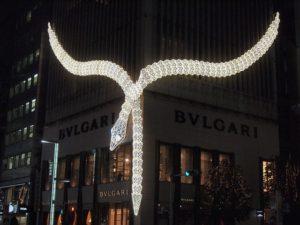 ブルガリタワー10階にショコラショップがあります。