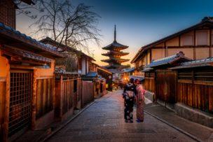 京都でチョコレート巡りというのも粋なものです。