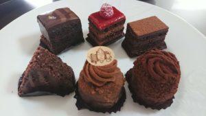 6種類のケーキがミニサイズで登場!