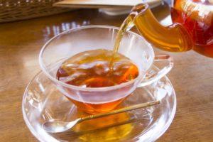 紅茶とリンゴの相性は最高です。