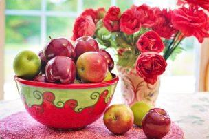 愛のリンゴという意味の「ポームダムールについてご紹介します。