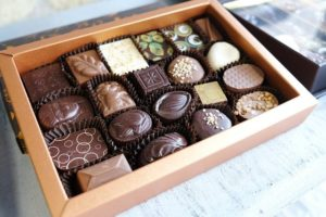 ベルギーのチョコレートはシェル製法